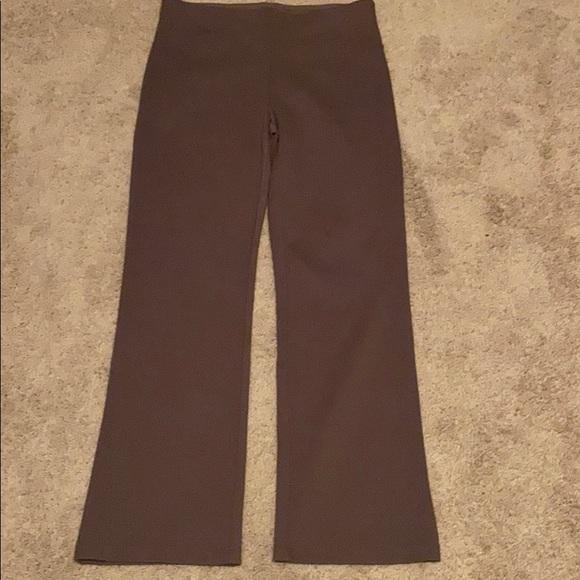 Soft Surroundings Pants - Soft surroundings sz medium brown no pocket pants